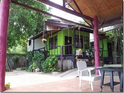 Пляж Бонг По - для любителей уединения